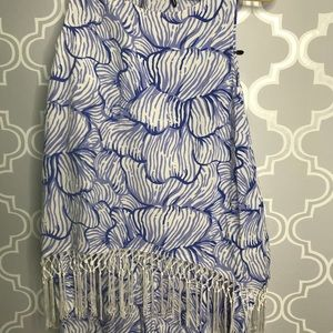 Lilly Pulitzer 2-Piece set with fringe